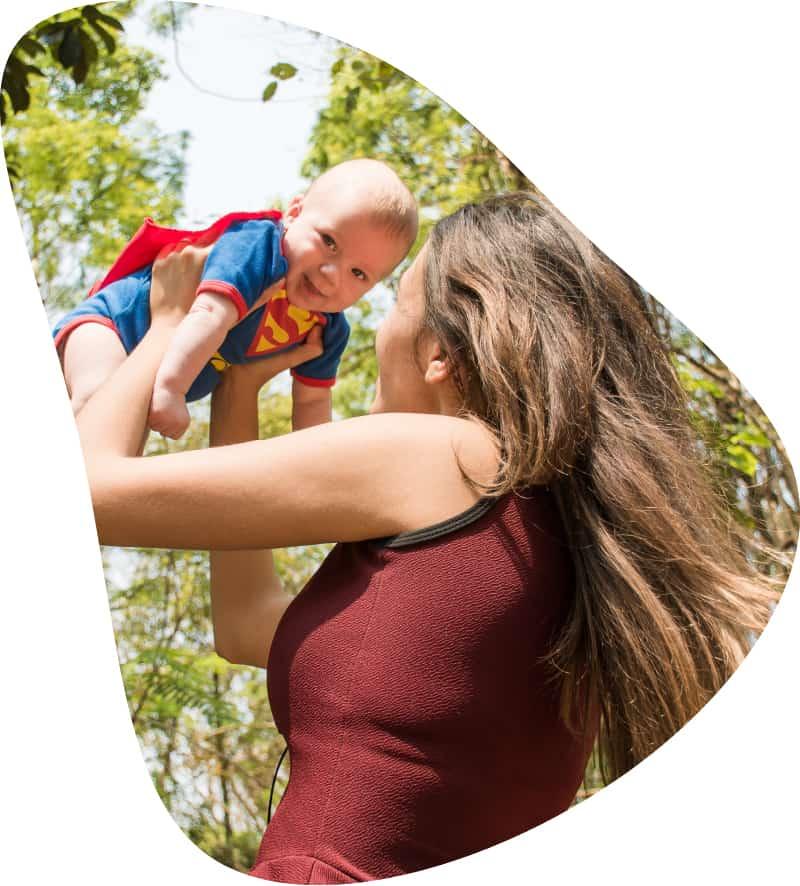 Salisbury Divorce Lawyer Mother Baby
